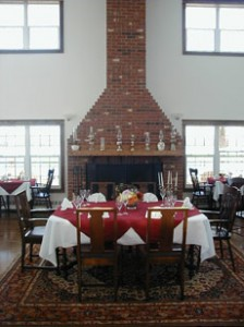 inn at st peters dining room